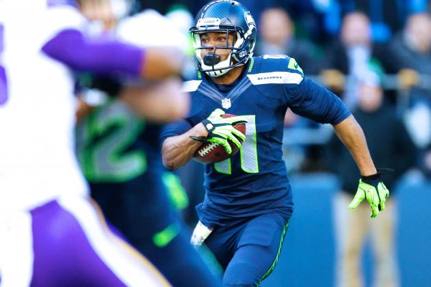 Potential Playoff Impact of Percy Harvin's Hip Injury and Postoperative Status