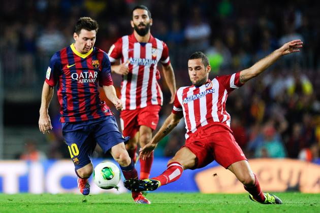 B/R Experts Predict Weekend's Big Matches: Will Atletico Madrid Beat Barcelona?