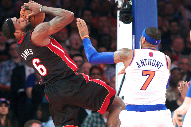 Miami Heat Could Use a New York Push—from Knicks or Nets—in Playoffs