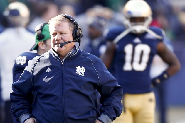 Notre Dame Excited for Difficult 2014 Schedule
