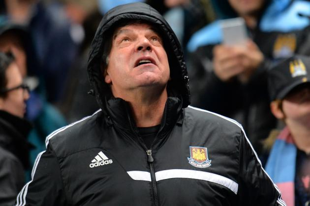 West Ham's Next Manager: The Hunt for Sam Allardyce's Replacement