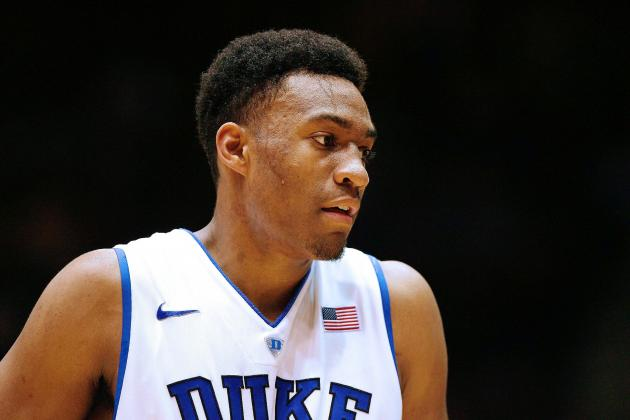 Dissecting Jabari Parker's Slump: Why Duke Star Is Suddenly in a Rut