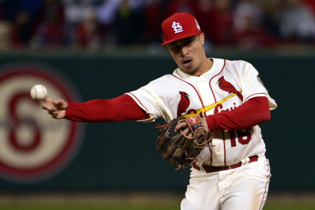 No Time to Breathe for Kolten Wong