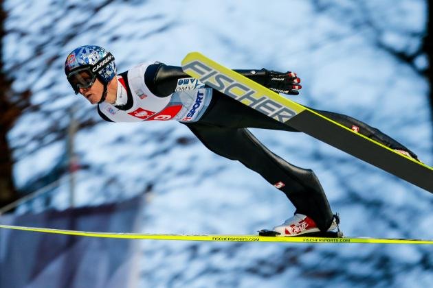 Ski Jumper Hospitalized After Scary Crash
