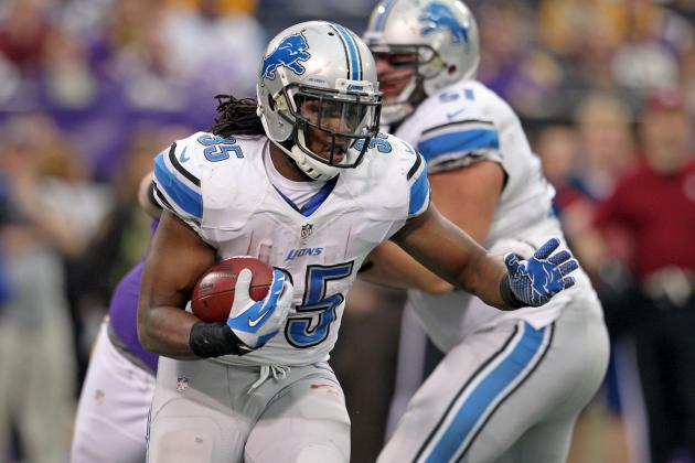 Joique Bell Could Push Reggie Bush for Starting Job If He Re-Signs