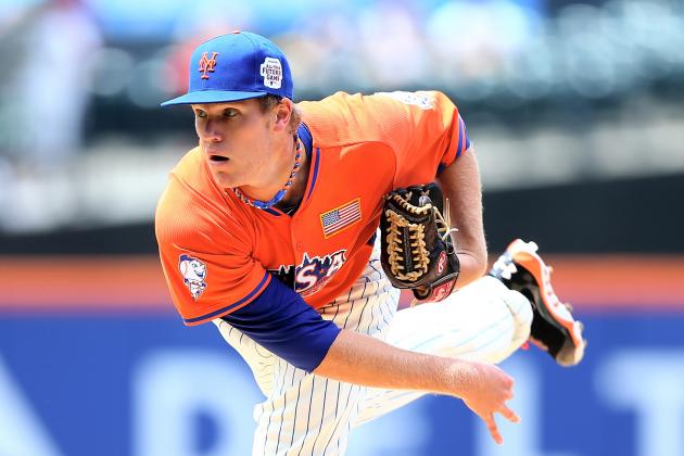 Mets Invite 20 to Spring Training Including Syndergaard