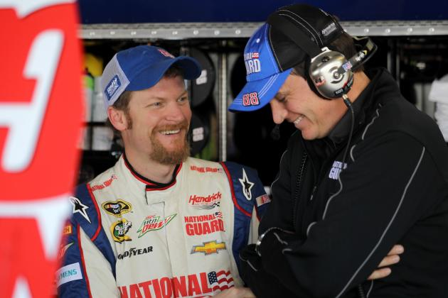 Dale Jr.: Letarte Will Be 'Fantastic' on TV