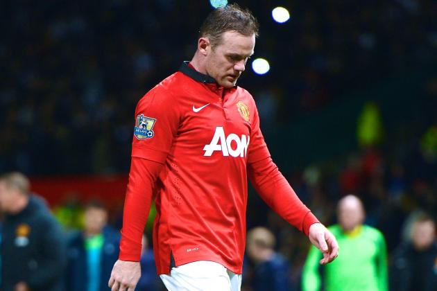 Wayne Rooney Injury: Updates on Manchester United Star's Groin and Return