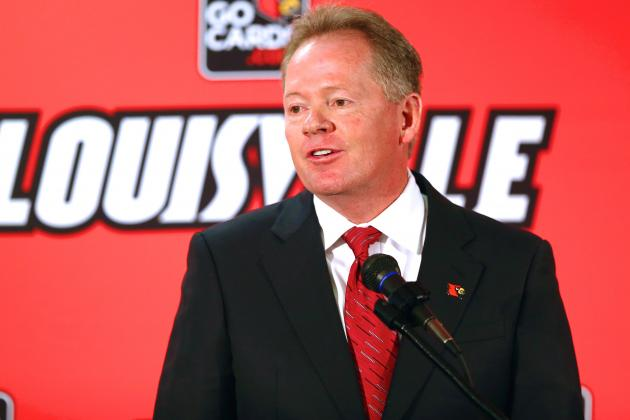 Bobby Petrino Is Back at Louisville; Now the Hard Part Starts