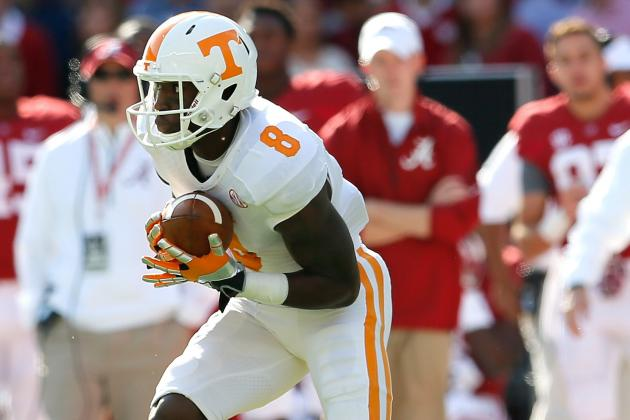 Vols WR Marquez North Will Be a Star in 2014