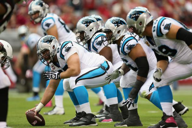 Panthers Center Ryan Kalil Turns Page on 2012 with 2013 Playoff Run