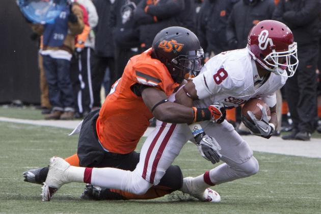 Knight tops OU's best performances