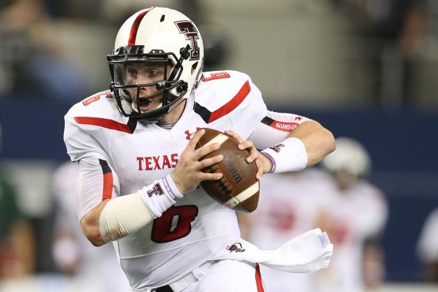 Former Texas Tech QB Baker Mayfield's Appeal Set, Wants to Play at OU