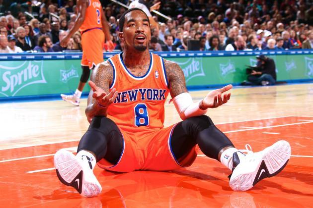 Can NY Knicks Regain Their Mojo Simply by Removing J.R. Smith?