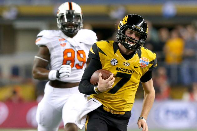 Is There Any Way Maty Mauk Is Not Missouri's Starting QB Next Year?