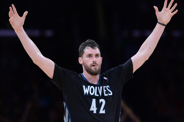 Kevin Love Calling out Teammates Must Provide Spark Timberwolves Need