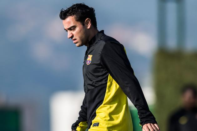 Rosell: Xavi 'Is Spain's Greatest Ever'