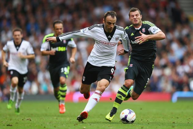 Arsenal Transfer Rumours: Dimitar Berbatov Is Best Short-Term Option for Gunners