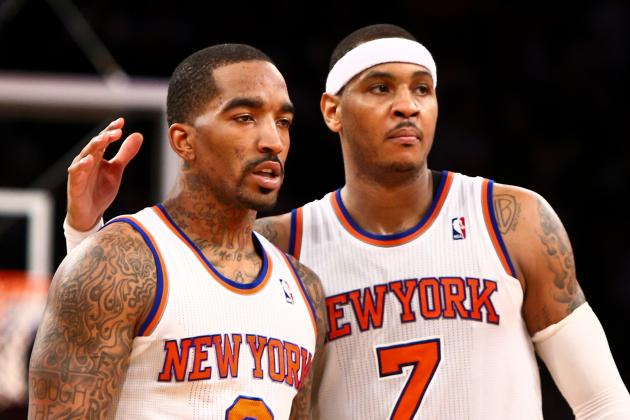 Knicks Rumors: Latest on Trade Talks Surrounding Carmelo Anthony and JR Smith