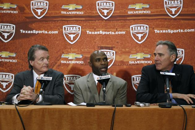 Length of Coaching Search Shows How Far Texas Has Fallen