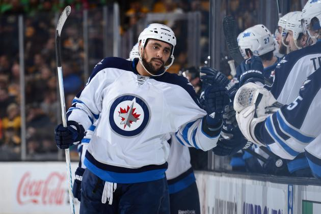 Dustin Byfuglien's Move to Forward Won't Solve the Winnipeg Jets' Problems