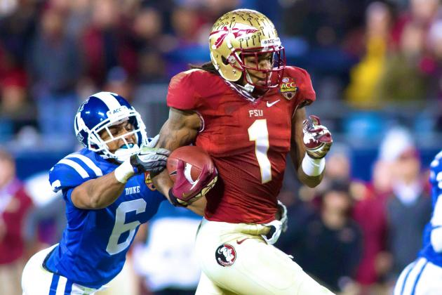 Kelvin Benjamin Reportedly Will Declare for 2014 NFL Draft