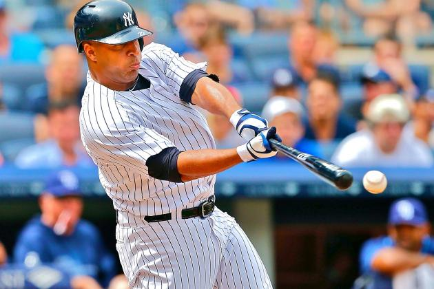 New York Yankees Designate Vernon Wells for Assignment