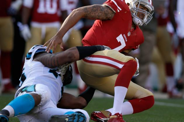 Greg Hardy: A 'bad day' awaits Kaepernick