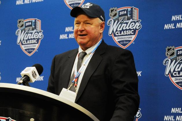 Is Toronto Maple Leafs' Randy Carlyle Coaching Himself out of a Job?