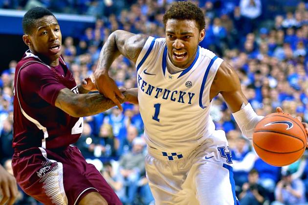Kentucky Basketball: Wildcats' Inconsistent Offense Is Troubling