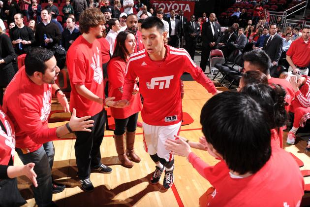 Jeremy Lin Must Return to the Bench When Patrick Beverley Re-Enters Lineup