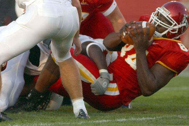 Former Iowa State Football Star Jason Berryman Found Shot Dead in Home