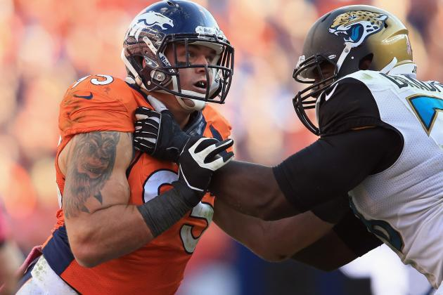 Derek Wolfe Ruled Out, but Injured Broncos Otherwise Probable