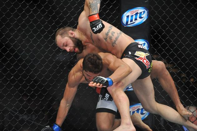 Sam Sicilia Talks UFC Fight Night 35 Matchup, Says Dana White Saved His Job