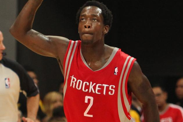 Pat Beverley Making a Speedy Recovery