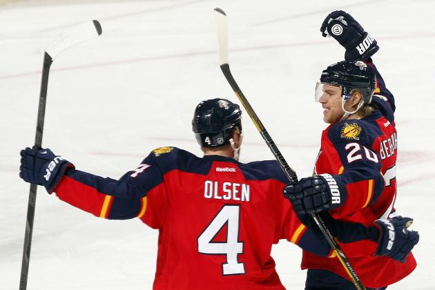 Why Panthers Will Need to Find Room for Dylan Olsen