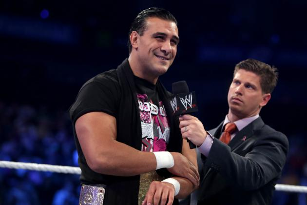 Batista and Alberto Del Rio Feud Would Be Smart, Creative Move