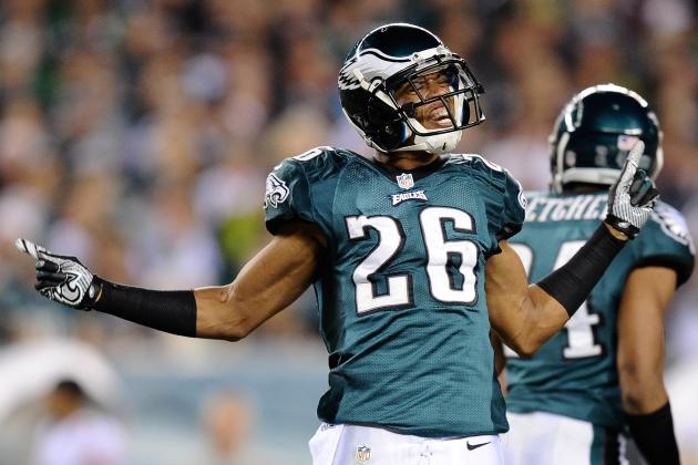 Eagles' Cary Williams Fined $15,750 for Horse-Collar Tackle