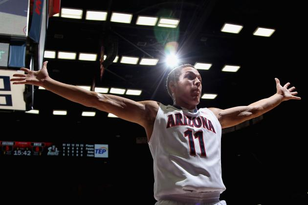 Aaron Gordon Emerging as Best Freshman in the Country for Arizona