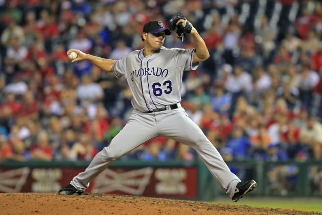 Rockies or Bust for Rehabbing Rafael Betancourt