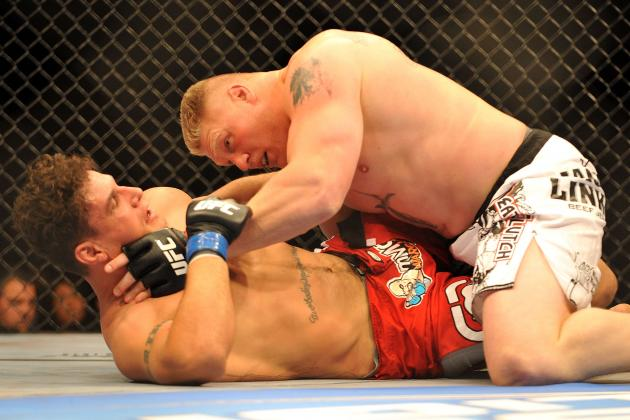 Was Brock Lesnar Just Using UFC to Boost Pro Wrestling Profile?
