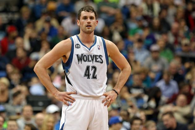 Price Check: What Could Minnesota Timberwolves Get in Return for Kevin Love?