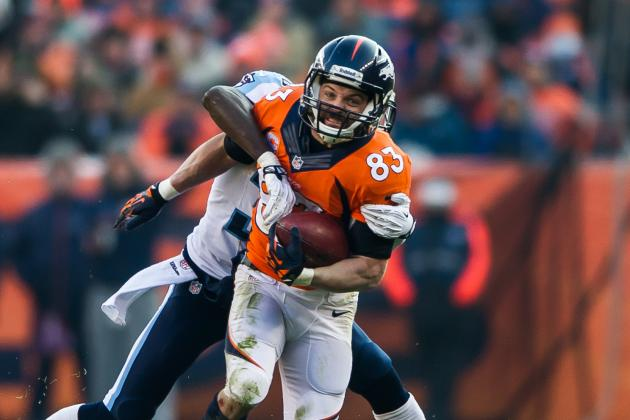 Welker, Offense Excited for Receiver's Return