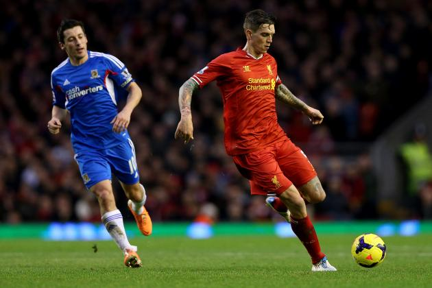 Liverpool Transfer News: Daniel Agger Nixing Napoli Buzz Is Huge for Reds