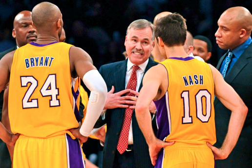LA Lakers Think Kobe Bryant and Steve Nash Will Return Jan. 28