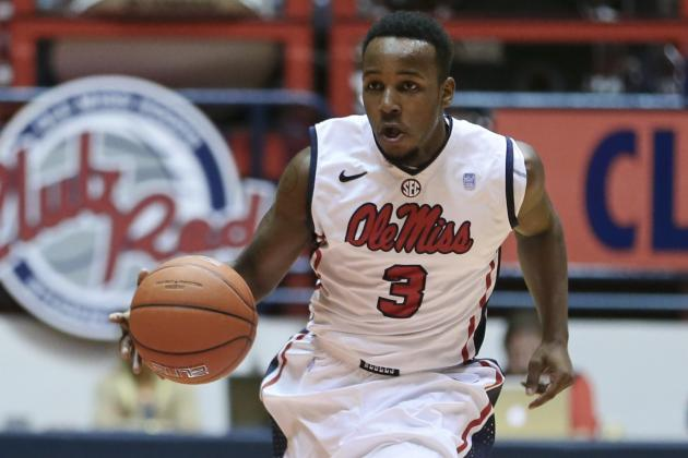 Ole Miss Basketball: Rebels Survive Auburn Tigers Without Marshall Henderson