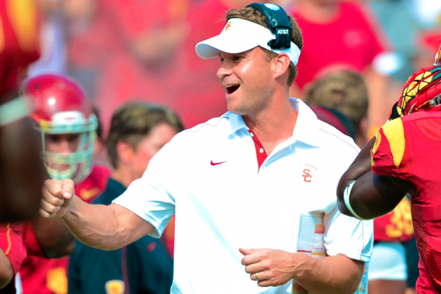 Lane Kiffin Named Offensive Coordinator at Alabama