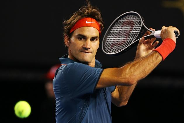 Roger Federer Will Be a Long Shot to Set Up Clash vs. Rafael Nadal in Australia