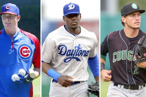 Chicago Cubs' Top Prospect at Each Position Heading into 2014