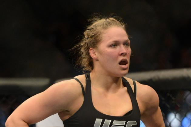 Ronda Rousey Would Be Wise to Embrace the Villain Role